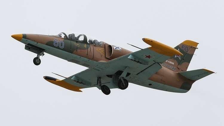 تحطم طائرة تدريب روسية في بحر آزوف والبحث جار عن طاقمها