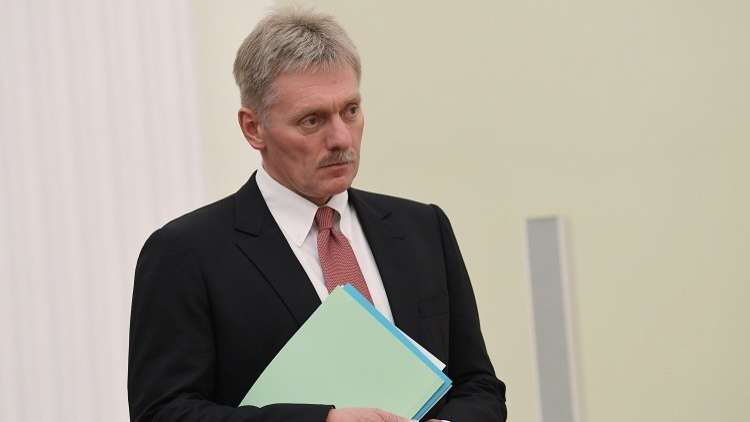 بيسكوف: التحضير جار للقاء بوتين مع مستشار الأمن القومي الأمريكي جون بولتون