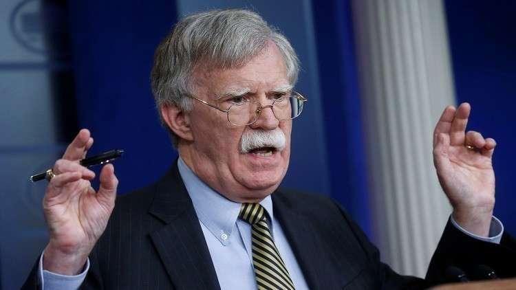 جون بولتون يحض ترامب على الانسحاب من معاهدة الأسلحة النووية مع روسيا