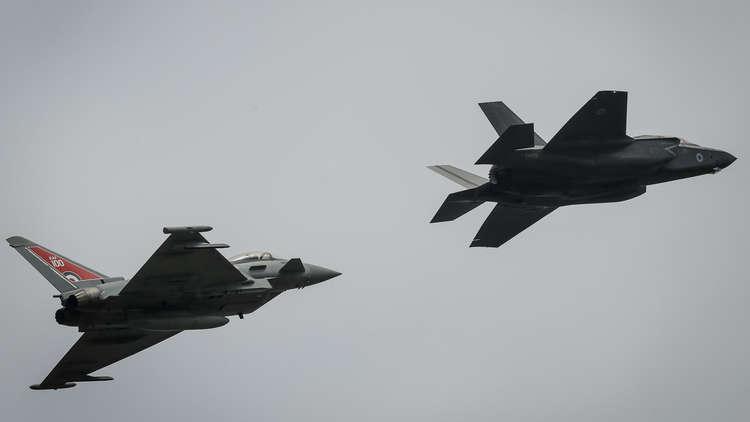 قطر تطلق إنتاج 33 طائرة حربية بريطانية لجيشها