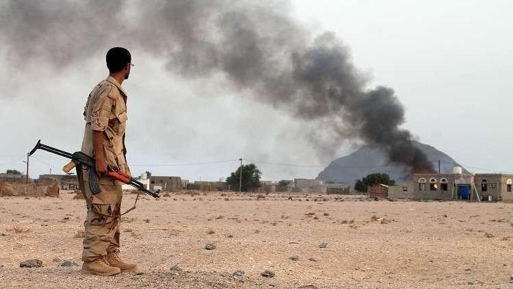 هجوم حوثي بطائرة مسيرة وصواريخ على مقر لقيادة التحالف العربي في اليمن