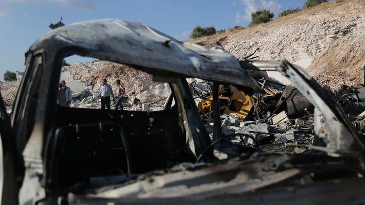 سانا: مقتل 62 مدنيا جراء غارة للتحالف الدولي في ريف دير الزور