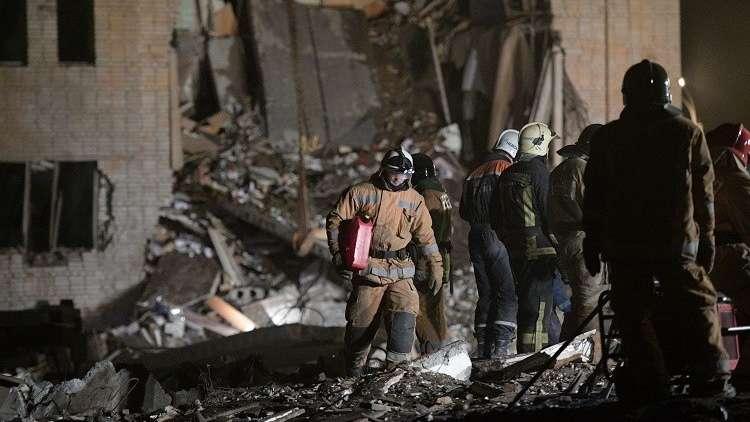 مصدر: معظم ضحايا الانفجار في مصنع شمال غربي روسيا من الأجانب