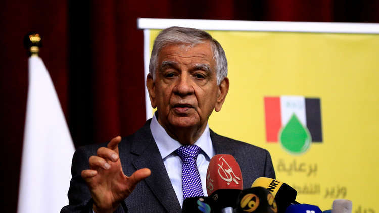 وزير النفط العراقي يلغي قرار نقل ملكية شركات النفط الحكومية
