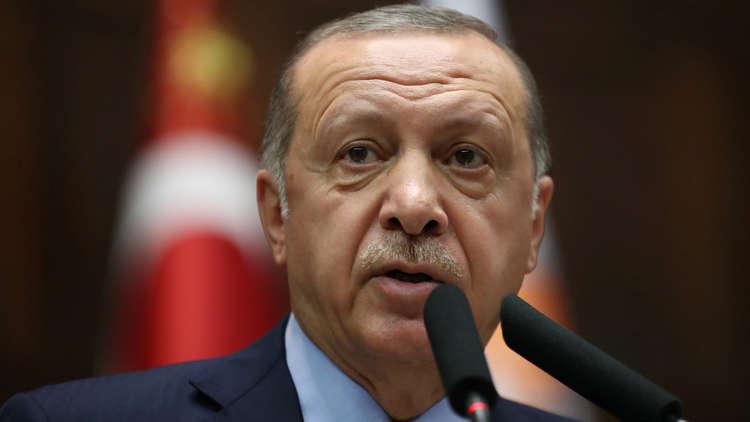 أردوغان: قلت للوفد السعودي والملك سلمان إن قنصلهم يتصرف بتهور وبشكل غير لائق