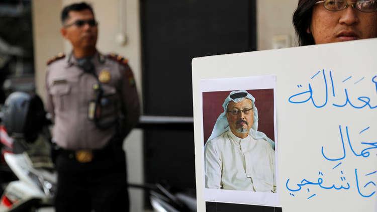 مسؤول سعودي: خاشقجي قضى خنقا عندما همّ بمغادرة القنصلية عنوة وبدأ يصرخ طالبا النجدة