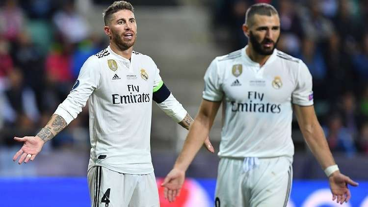 رقم سلبي لريال مدريد لم يسجل منذ 17 عاما