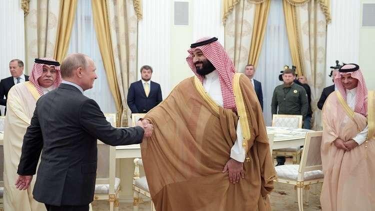 الكرملين: لا موعد محددا لزيارة بوتين للسعودية بعد