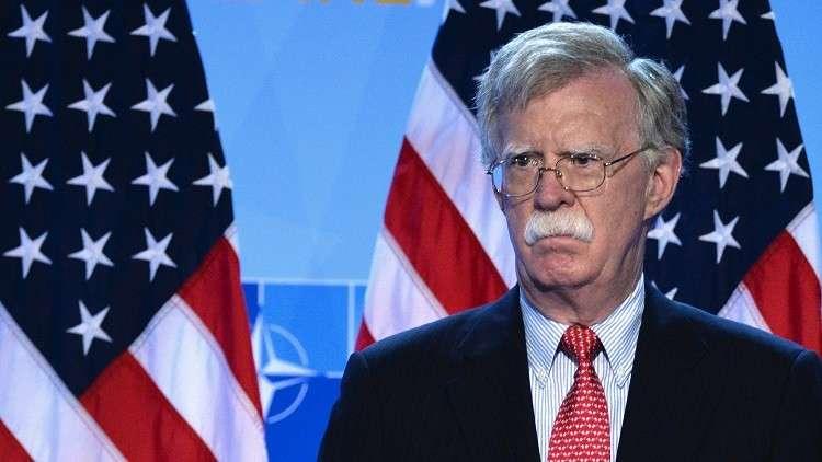 بولتون: لم نتخذ بعد قرارا حول نشر صواريخ في أوروبا