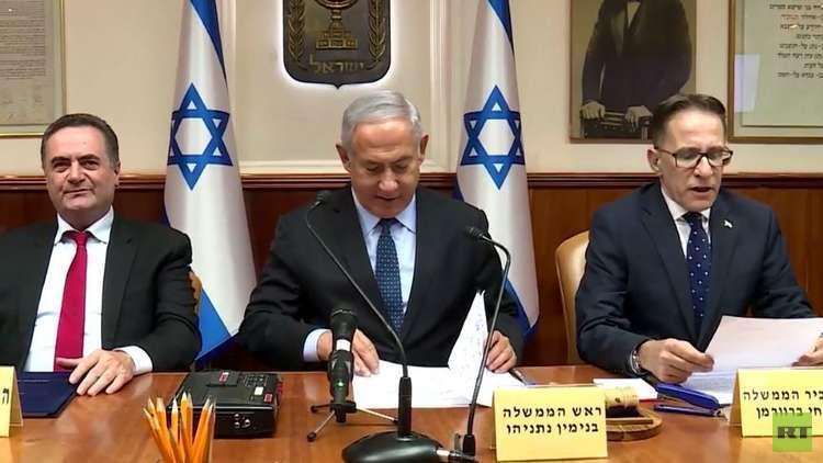نتنياهو يؤكد رغبته بإعادة التفاوض مع الأردن بشـأن منطـقتي الباقورة والغمر