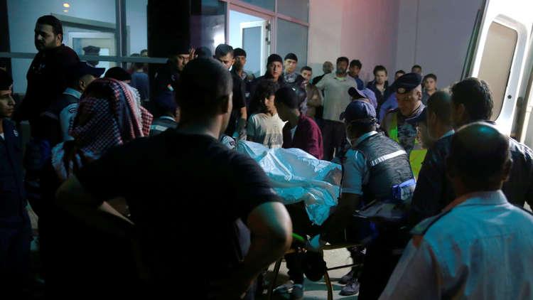 ارتفاع حصيلة الضحايا جراء السيول في الأردن إلى 18 قتيلا و 34 مصابا