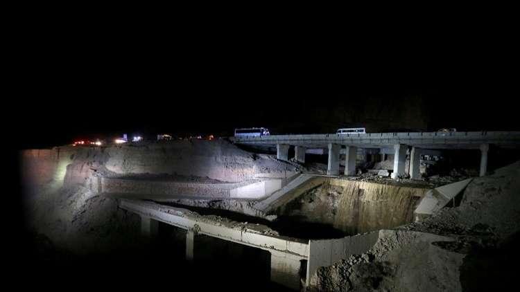 ارتفاع حصيلة قتلى كارثة البحر الميت إلى 23