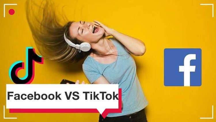 فيسبوك تسعى لمنافسة TikTok أيضاً