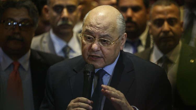 موسى مصطفى موسى رئيس حزب الغد