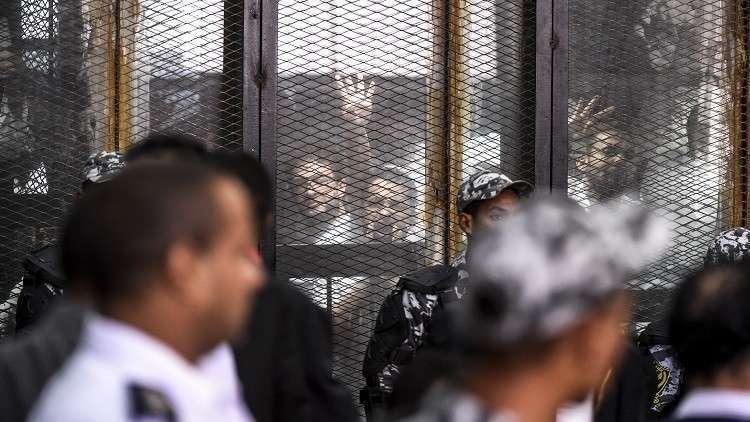 إدراج عاصم عبد الماجد وطارق الزمر على