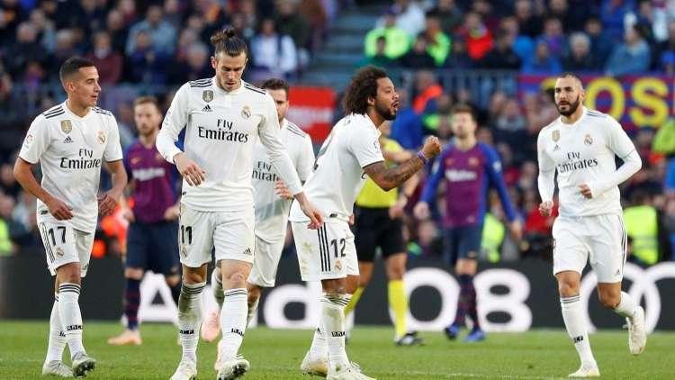 اختيار أسوأ لاعب في ريال مدريد