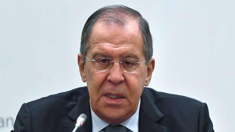 لافروف يعلن تسلّم موسكو قائمة بمخاوف واشنطن تجاه معاهدة الصواريخ
