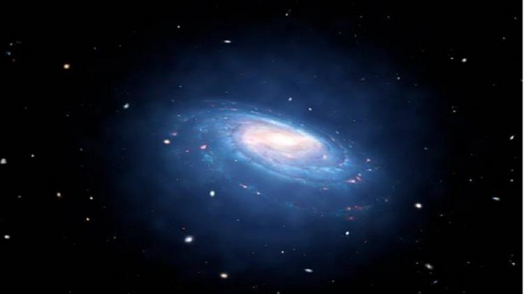 لأول مرة.. لقطات تكشف وجود ثقب أسود ضخم في مركز مجرتنا!