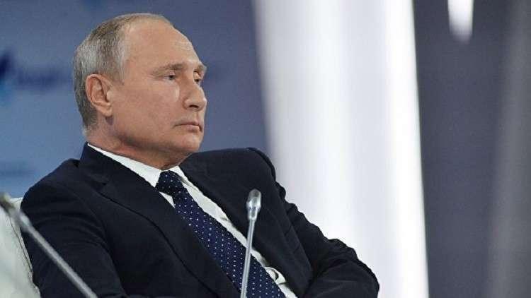 الكرملين: بوتين لن يحضر مؤتمر باليرمو حول ليبيا