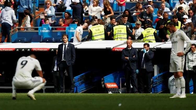 مرشح جديد لتولي منصب مدرب ريال مدريد