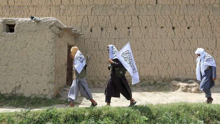 عناصر من طالبان - أرشيف -