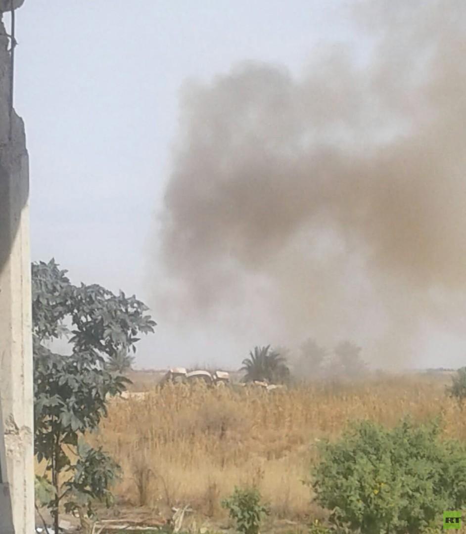 انتشار كبير للجيش العراقي لتأمين الحدود مع سوريا