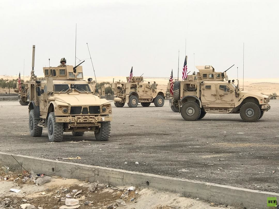 بالصور ... دوريات أمريكية في منبج شمالي سوريا