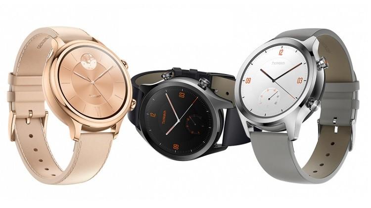 ساعة من Mobvoi بنظام Wear OS