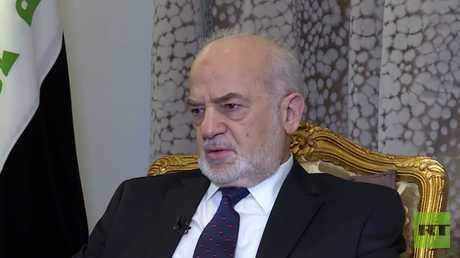 إبراهيم الجعفري: العراق يجنب نفسه التدخل في سيادة الدول الأخرى