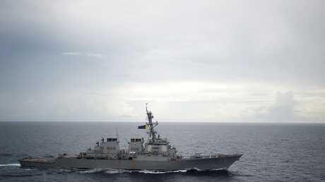 المدمرة الأمريكية USS Decatur