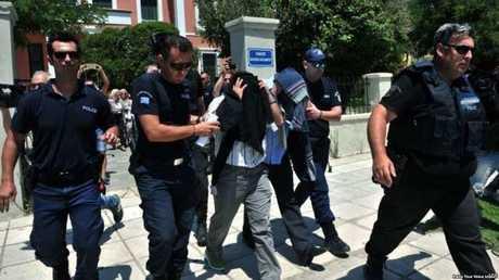 عتقالات في تركيا