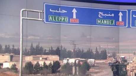أنقرة: حان الوقت لإخراج الوحدات من منبج