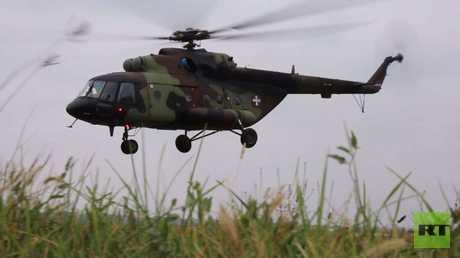 تدريبات مشتركة بين الطيارين الروس والصرب