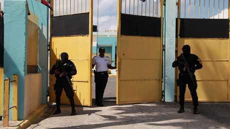 صورة ارشيفية لاحد السجون في أمريكيا اللاتينية