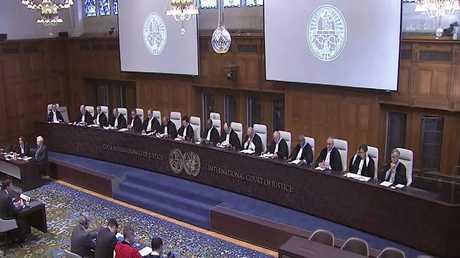 العدل الدولية تحكم لصالح طهران ضد واشنطن