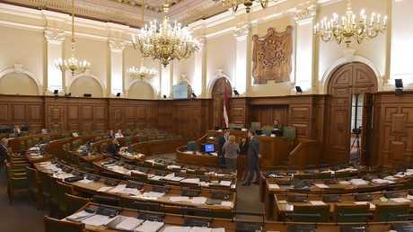 برلمان لاتفيا
