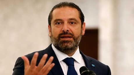 رئيس مجلس الوزراء اللبناني المكلف، سعد الحريري