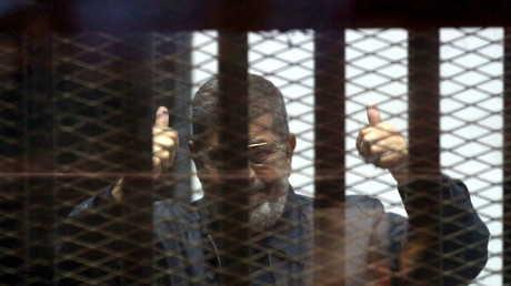 الرئيس المصري الأسبق، محمد مرسي (صورة أرشيفية)