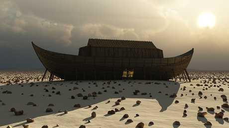 """إنشاء """"سفينة نوح"""" لإنقاذ البشرية من يوم القيامة!"""