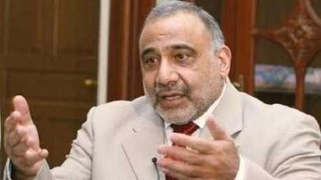 عادل عبد المهدي المكلّف بتشكيل حكومة عراقية جديدة
