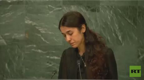 عراقية وكونغولي يتقاسمان نوبل للسلام