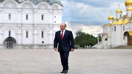 فلاديمير بوتين - الكرملين  - أرشيف