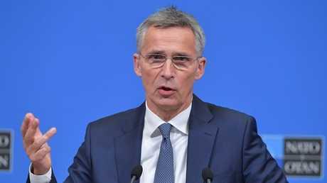 الأمين العام للناتو ينس ستولتنبرغ
