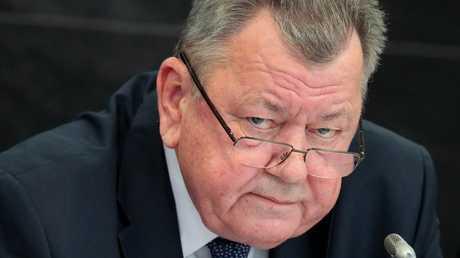 نائب وزير الخارجية الروسي أوليغ سيرومولوتوف