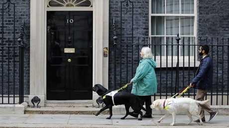 مكتب رئيسة الوزراء البريطانية تيريزا ماي