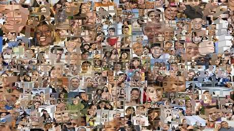 كم هو عدد الوجوه التي يمكن للشخص العادي تذكرها طوال حياته؟