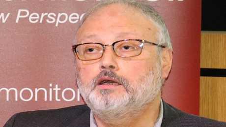 الكاتب السعودي جمال خاشقجي (أرشيف)