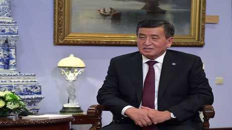 رئيس قرغيزستان، سورونباي جينبيكوف