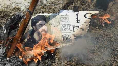 نهاية تنظيم داعش في العراق - أرشيف