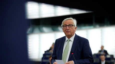 رئيس المفوضية الأوروبية، جان كلود يونكر
